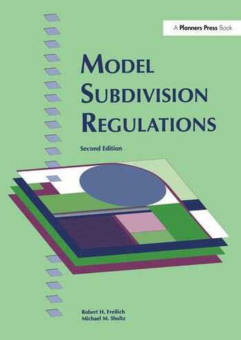Model Subdivision Regulations book cover