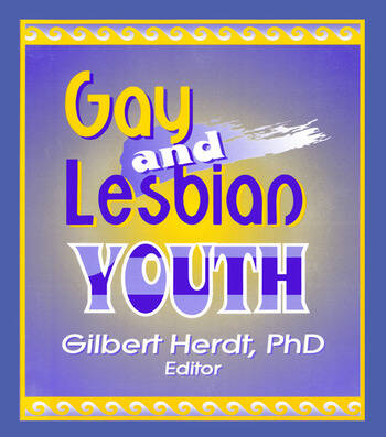 Gay and Lesbian Youth book cover