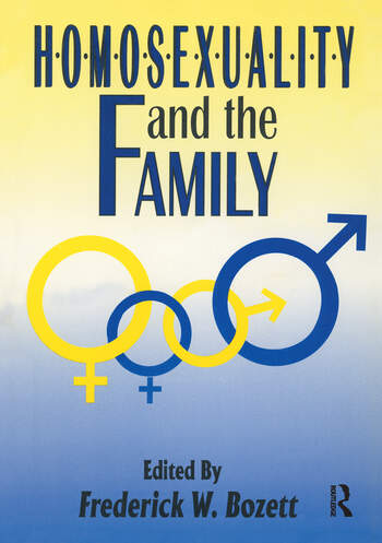 Homosexuality and the Family book cover