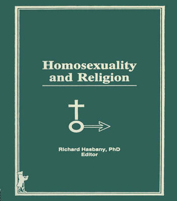 Homosexuality and Religion book cover