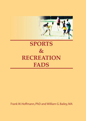 Sports & Recreation Fads book cover