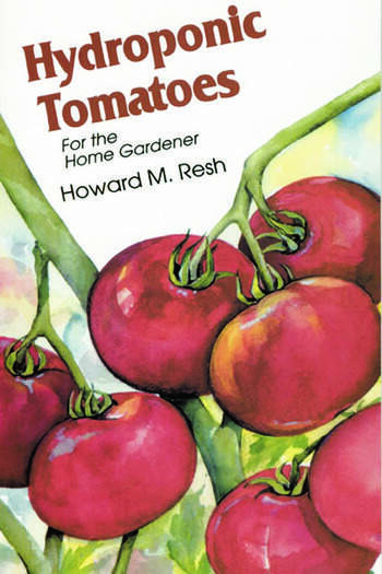 Hydroponic Tomatoes book cover