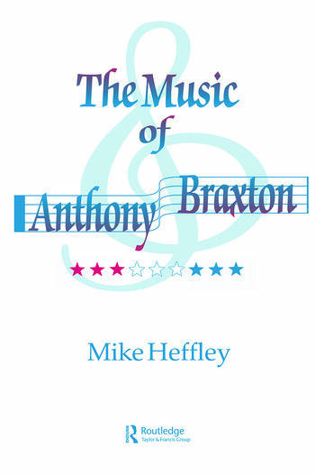 Music of Anthony Braxton book cover
