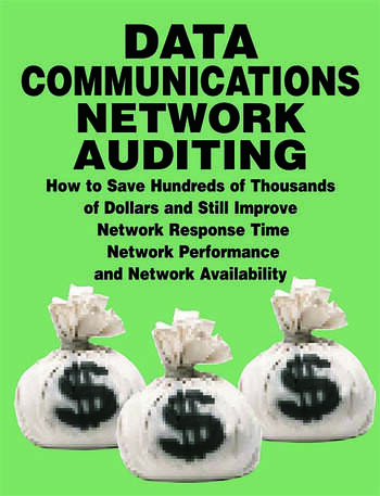 Data Communications Network Auditing book cover