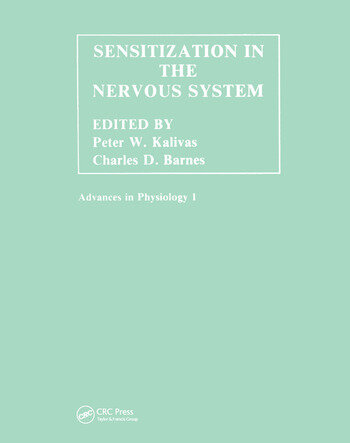 Sensitization in the Nervous System book cover