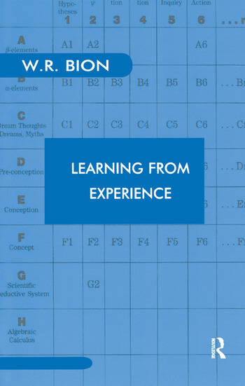 Learning from Experience book cover