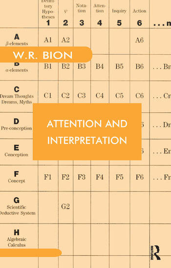 Attention and Interpretation book cover