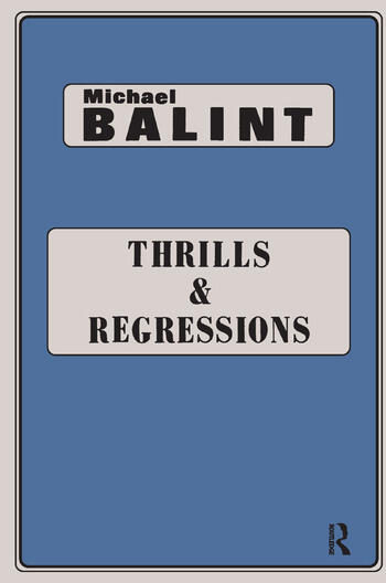 Thrills and Regressions book cover