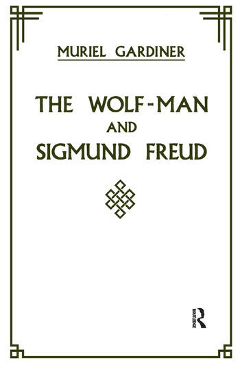 The Wolf-Man and Sigmund Freud book cover