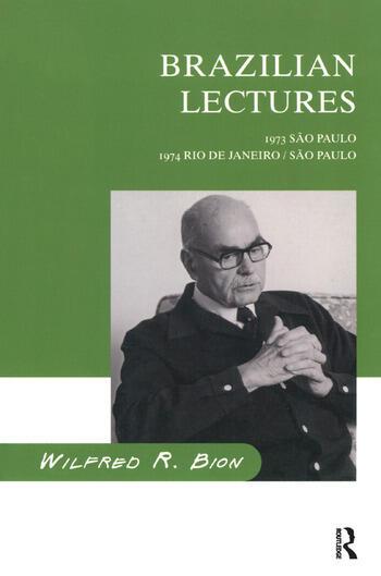Brazilian Lectures 1973, Sao Paulo; 1974, Rio de Janeiro/Sao Paulo book cover