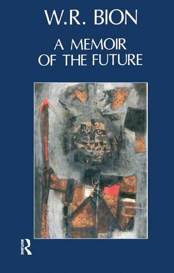 A Memoir of the Future book cover