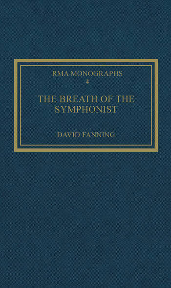 The Breath of the Symphonist Shostakovich's Tenth book cover