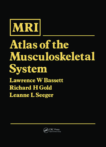 MRI Atlas of the Muscoskeletal System book cover