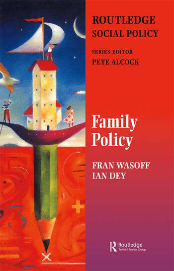 Family Policy book cover