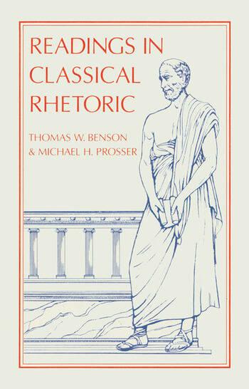 Readings in Classical Rhetoric book cover