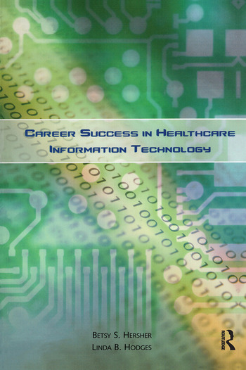 Career Success in Healthcare Information Technology book cover