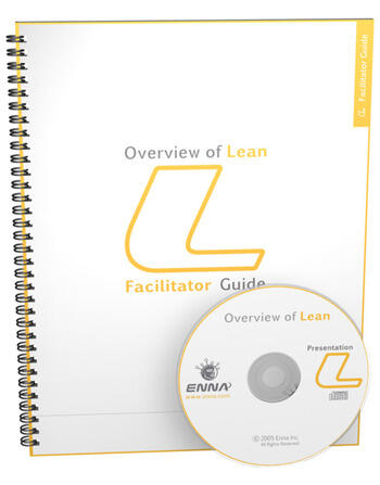 Introduction to Lean: Facilitator Guide book cover