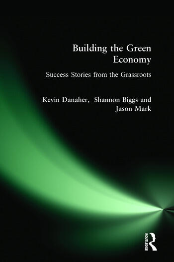 Building the Green Economy Success Stories from the Grassroots book cover