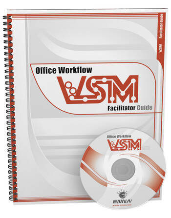 VSM Office Workflow: Facilitator Guide book cover