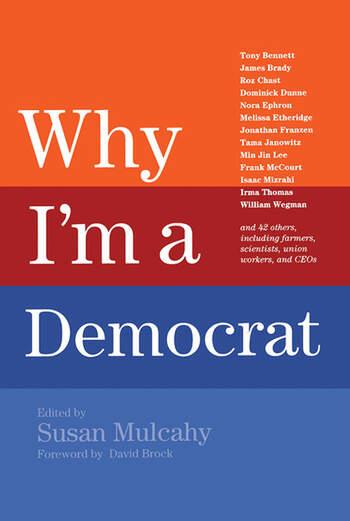 Why I'm a Democrat book cover