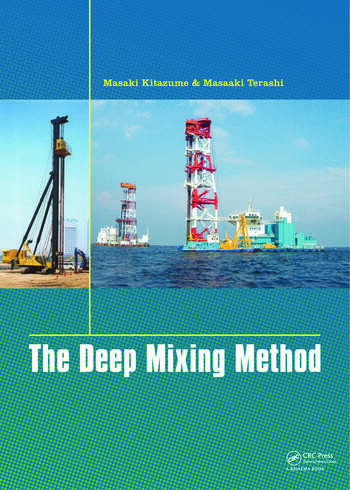 The Deep Mixing Method book cover