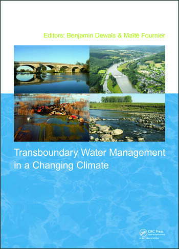 Transboundary Water Management in a Changing Climate book cover