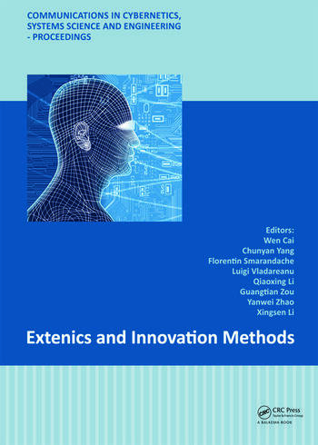 Extenics and Innovation Methods book cover