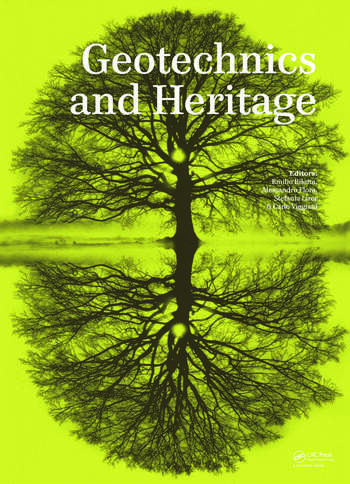 Geotechnics and Heritage Case Histories book cover