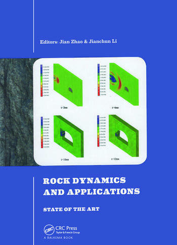 Rock Dynamics and Applications - State of the Art book cover