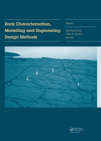Rock Characterisation, Modelling and Engineering Design Methods book cover