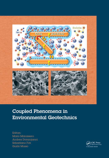 Coupled Phenomena in Environmental Geotechnics book cover