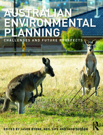 Australian Environmental Planning Challenges and Future Prospects book cover