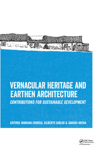 Vernacular Heritage and Earthen Architecture book cover