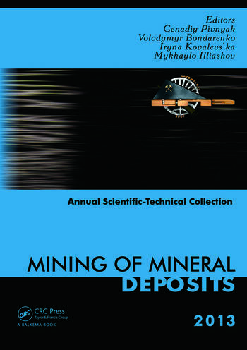 Mining of Mineral Deposits book cover