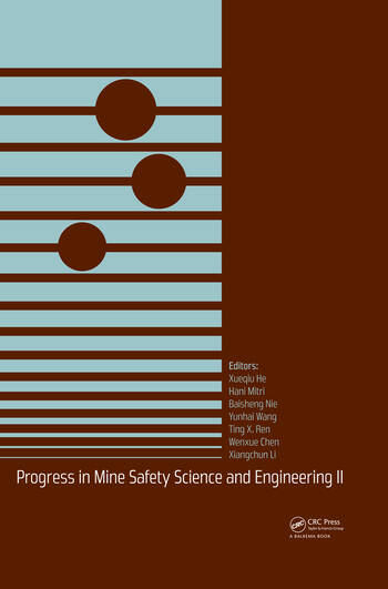 Progress in Mine Safety Science and Engineering II book cover