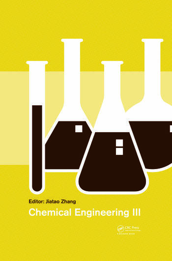 Chemical Engineering III book cover