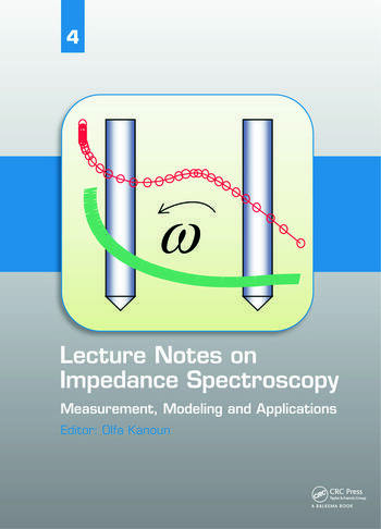 Lecture Notes on Impedance Spectroscopy Volume 4 book cover