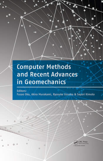 Computer Methods and Recent Advances in Geomechanics book cover