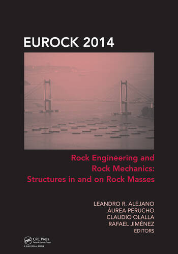 Rock Engineering and Rock Mechanics: Structures in and on Rock Masses book cover