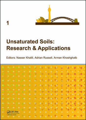 Unsaturated Soils: Research & Applications book cover