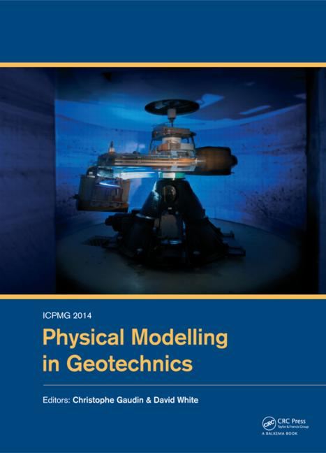 ICPMG2014 – Physical Modelling in Geotechnics Proceedings of the 8th International Conference on Physical Modelling in Geotechnics 2014 (ICPMG2014), Perth, Australia, 14-17 January 2014 book cover