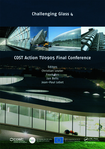 Challenging Glass 4 & COST Action TU0905 Final Conference book cover