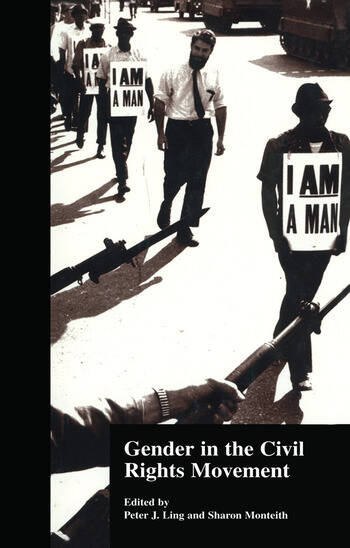 Gender in the Civil Rights Movement book cover