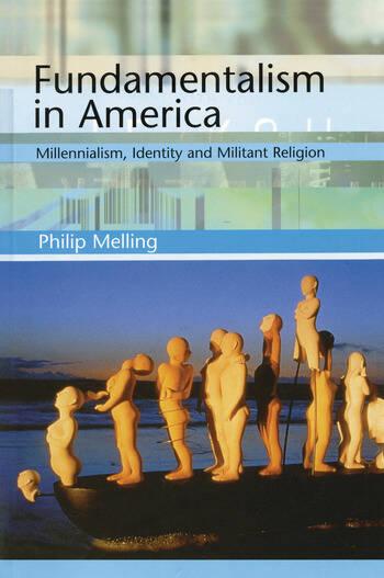 Fundamentalism in America book cover