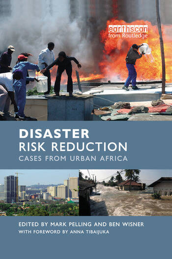 Disaster Risk Reduction Cases from Urban Africa book cover