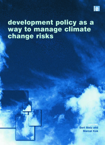 Development Policy as a Way to Manage Climate Change Risks book cover