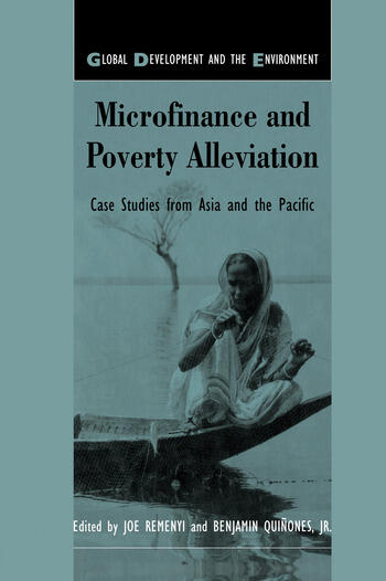 Microfinance and Poverty Alleviation Case Studies from Asia and the Pacific book cover