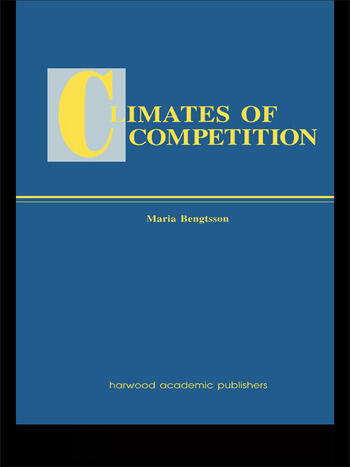Climates of Global Competition book cover