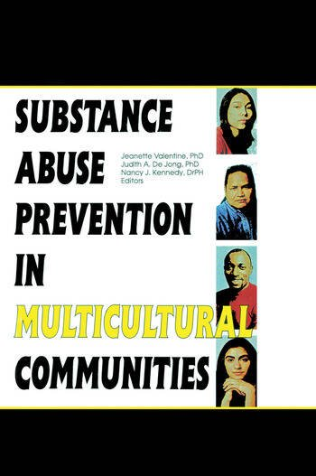 Substance Abuse Prevention in Multicultural Communities book cover