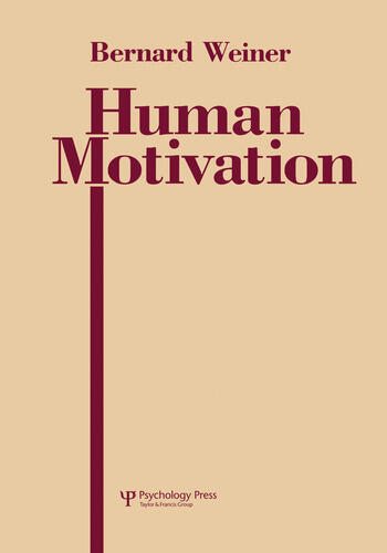 Human Motivation book cover